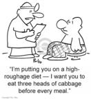 Cartoonist Rex May  Rex May Gag Cartoons 2007-03-08 food