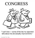 Cartoonist Rex May  Rex May Gag Cartoons 2007-05-07 cannot tell a lie