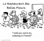 Cartoonist Rex May  Rex May Gag Cartoons 2007-05-25 food