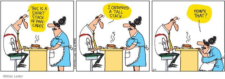 Comic Strip Mike Lester  Mike du Jour 2013-02-11 portion
