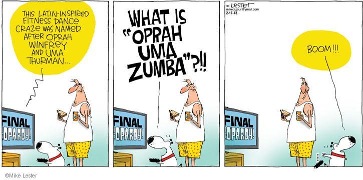 Comic Strip Mike Lester  Mike du Jour 2013-02-17 final answer