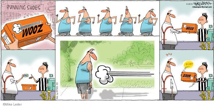 Cartoonist Mike Lester  Mike du Jour 2013-05-05 buy