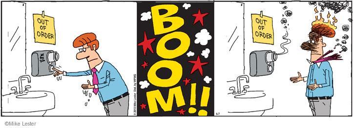 Comic Strip Mike Lester  Mike du Jour 2013-06-07 disrepair