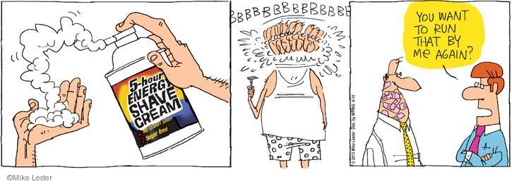Comic Strip Mike Lester  Mike du Jour 2013-06-10 energy drink