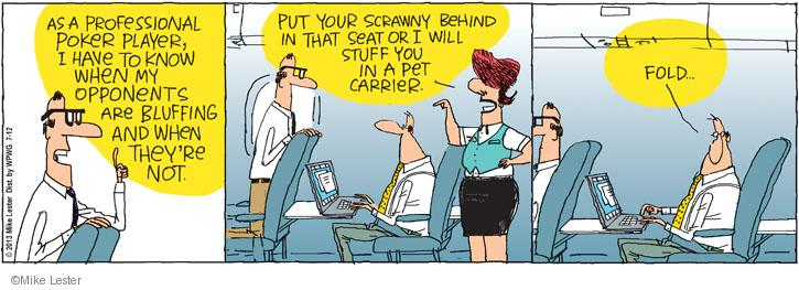 Cartoonist Mike Lester  Mike du Jour 2013-07-12 air travel