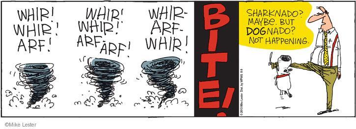 Comic Strip Mike Lester  Mike du Jour 2013-08-09 arf
