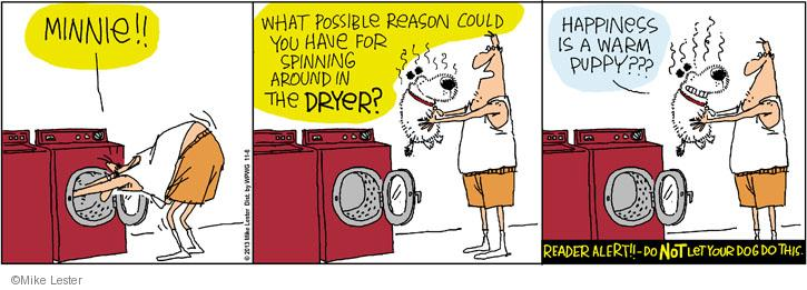 Comic Strip Mike Lester  Mike du Jour 2013-11-06 warmth
