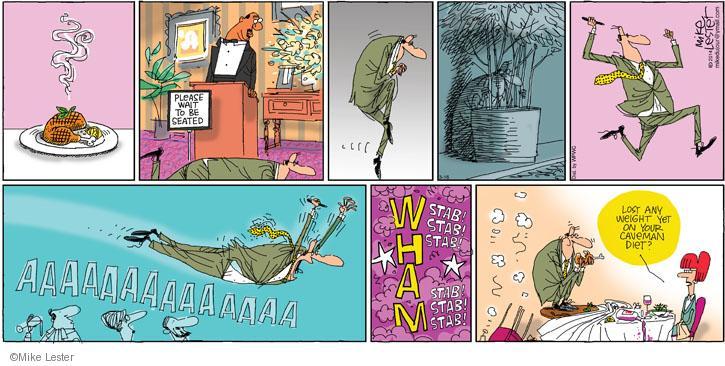 Comic Strip Mike Lester  Mike du Jour 2014-03-16 loss