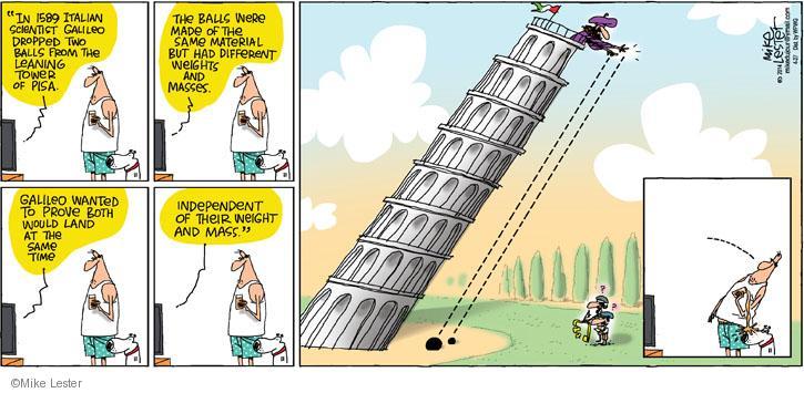 Cartoonist Mike Lester  Mike du Jour 2014-04-27 mass