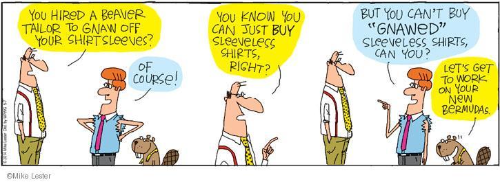 Cartoonist Mike Lester  Mike du Jour 2014-05-07 buy