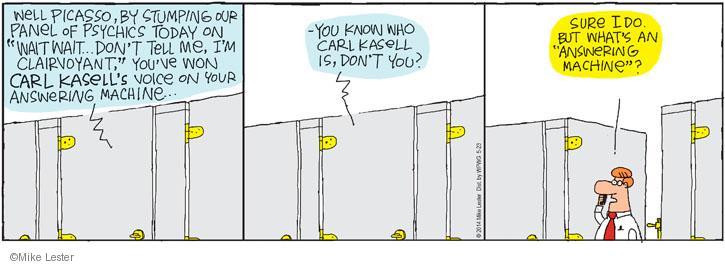 Comic Strip Mike Lester  Mike du Jour 2014-05-23 radio
