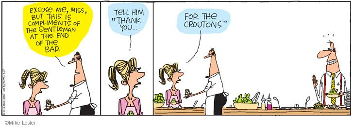 Cartoonist Mike Lester  Mike du Jour 2014-05-27 buy