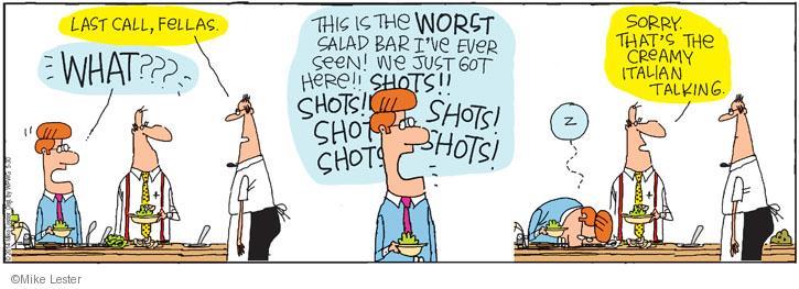 Cartoonist Mike Lester  Mike du Jour 2014-05-30 worst