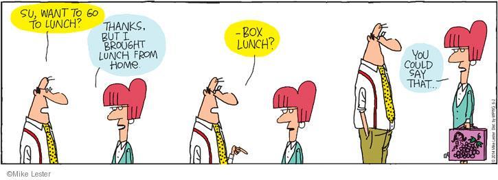 Comic Strip Mike Lester  Mike du Jour 2014-06-02 box office
