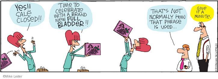 Comic Strip Mike Lester  Mike du Jour 2014-06-05 full
