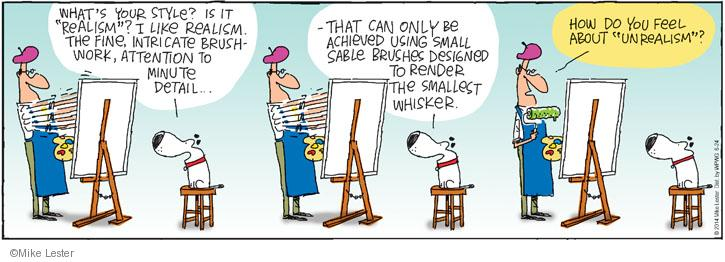 Cartoonist Mike Lester  Mike du Jour 2014-06-24 small