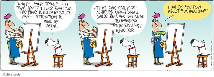 Comic Strip Mike Lester  Mike du Jour 2014-06-24 small