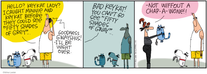 Comic Strip Mike Lester  Mike du Jour 2015-02-19 fifty