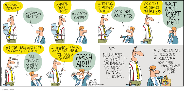 Comic Strip Mike Lester  Mike du Jour 2015-04-19 air