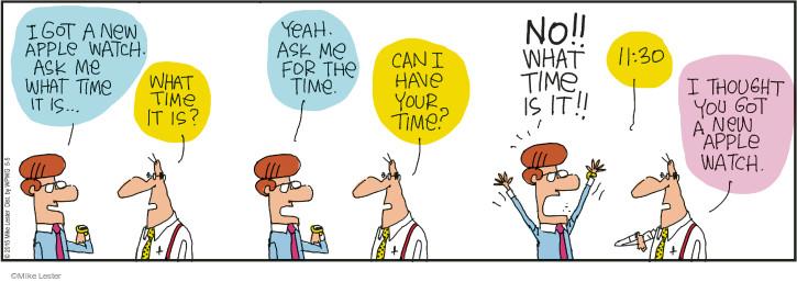 Cartoonist Mike Lester  Mike du Jour 2015-05-05 device