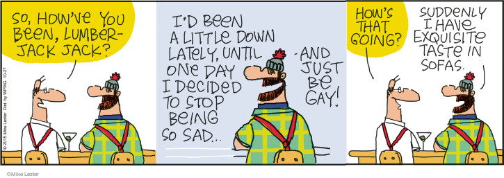 Comic Strip Mike Lester  Mike du Jour 2015-10-27 interior