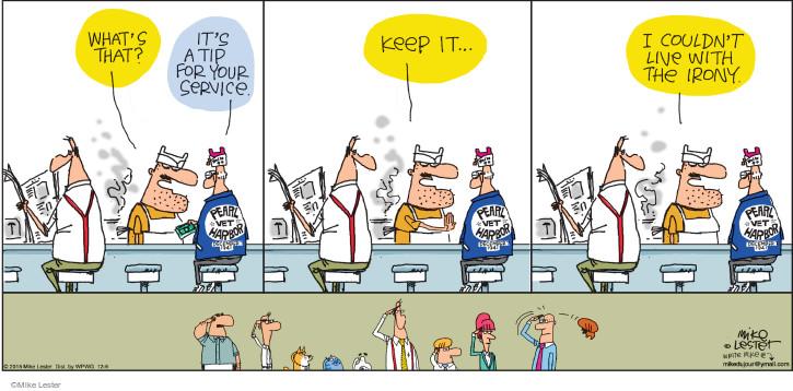 Comic Strip Mike Lester  Mike du Jour 2015-12-06 tip