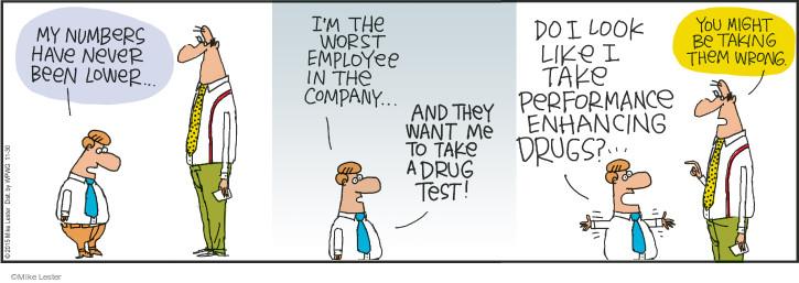 Cartoonist Mike Lester  Mike du Jour 2015-11-30 worst