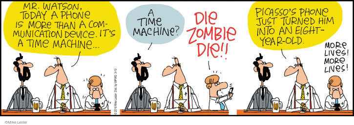 Comic Strip Mike Lester  Mike du Jour 2016-03-10 technology