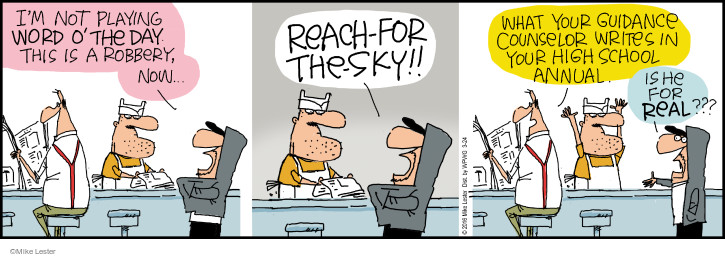Comic Strip Mike Lester  Mike du Jour 2016-03-24 real