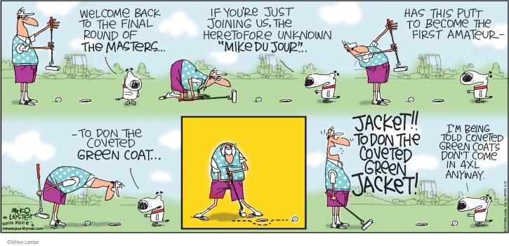 Comic Strip Mike Lester  Mike du Jour 2016-04-10 master