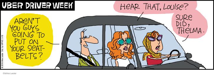 Cartoonist Mike Lester  Mike du Jour 2016-05-19 movie film