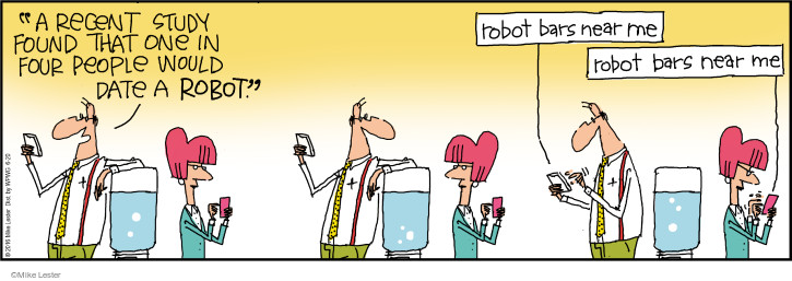 Cartoonist Mike Lester  Mike du Jour 2016-06-20 intelligence