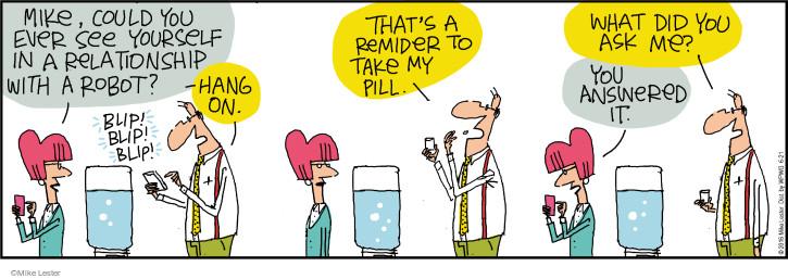 Cartoonist Mike Lester  Mike du Jour 2016-06-21 intelligence