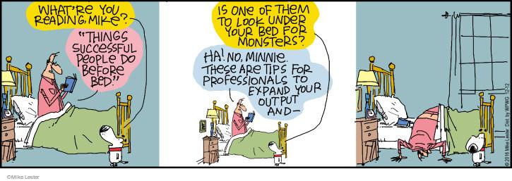 Comic Strip Mike Lester  Mike du Jour 2016-12-12 tip