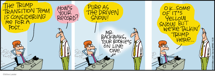 Comic Strip Mike Lester  Mike du Jour 2016-12-28 online gambling