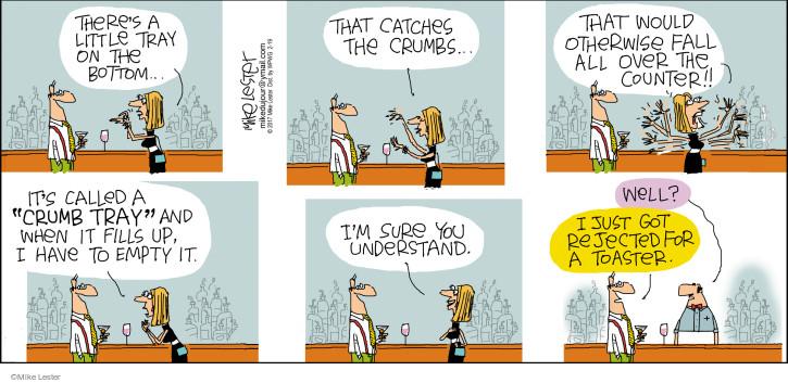Comic Strip Mike Lester  Mike du Jour 2017-02-19 fall
