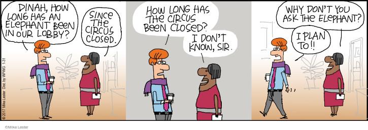 Comic Strip Mike Lester  Mike du Jour 2017-01-31 long