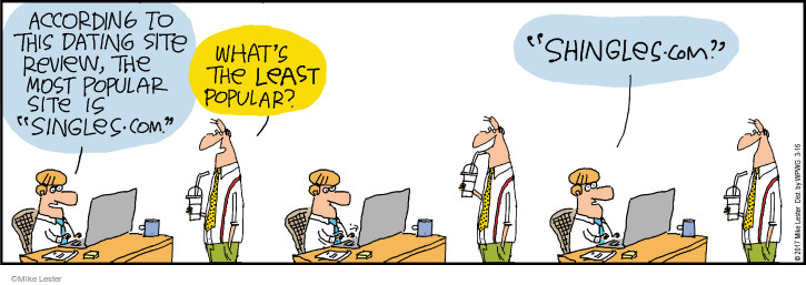 Comic Strip Mike Lester  Mike du Jour 2017-03-16 internet
