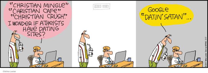 Comic Strip Mike Lester  Mike du Jour 2017-03-17 internet