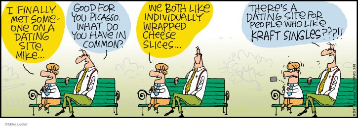 Cartoonist Mike Lester  Mike du Jour 2017-03-18 slice