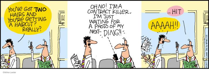 Comic Strip Mike Lester  Mike du Jour 2017-06-06 photo