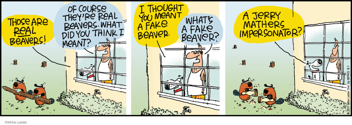 Comic Strip Mike Lester  Mike du Jour 2017-08-01 real
