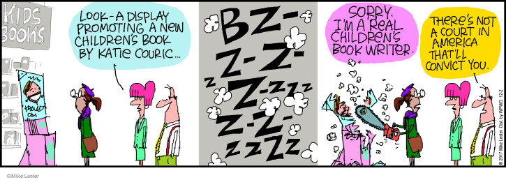 Comic Strip Mike Lester  Mike du Jour 2017-12-02 real