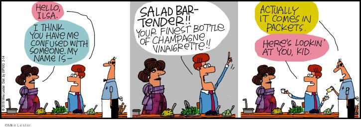Comic Strip Mike Lester  Mike du Jour 2018-02-14 salad