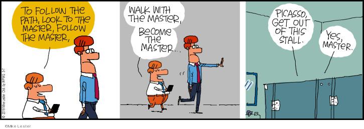 Comic Strip Mike Lester  Mike du Jour 2018-03-07 master
