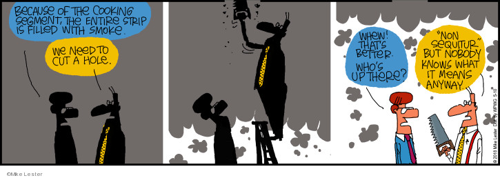 Comic Strip Mike Lester  Mike du Jour 2018-05-10 segment