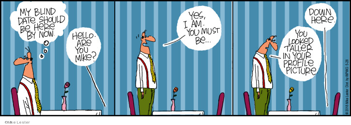 Comic Strip Mike Lester  Mike du Jour 2018-05-28 height