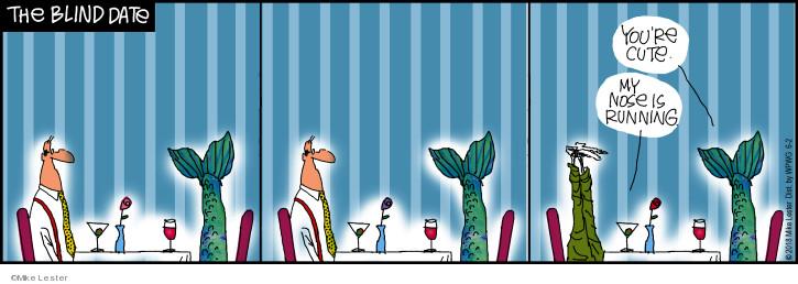 Comic Strip Mike Lester  Mike du Jour 2018-06-02 blind