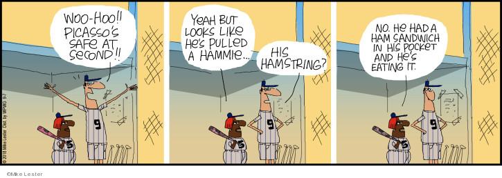 Cartoonist Mike Lester  Mike du Jour 2018-09-07 pull