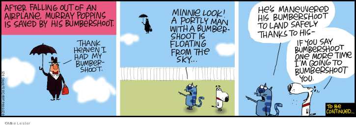 Cartoonist Mike Lester  Mike du Jour 2018-09-25 sky